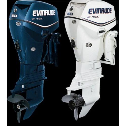 EVINRUDE E50 DSL/DPGL