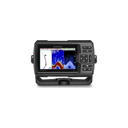 Garmin Striker Plus 5cv GPS (s krmenom sondom CHIRP)