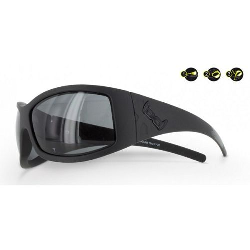 Gloryfy G2 black polarized
