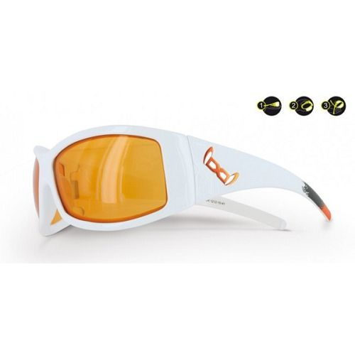 Gloryfy G2 PRO white-orange