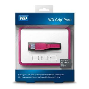 HDD DOD WD Grip Picasso 1TB Fuchsia (Pink)