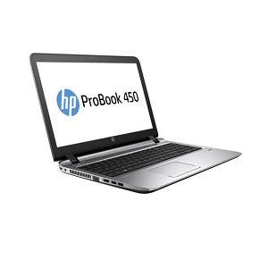 HP Prijenosno računalo ProBook 450 G3  W4P60EA