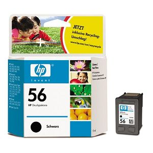 HP tinta C6656AE (no. 56)