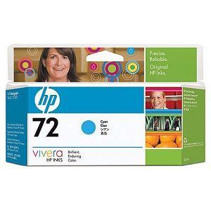 HP tinta C9371A (no. 72)