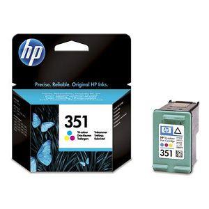 HP tinta CB337EE (no. 351)