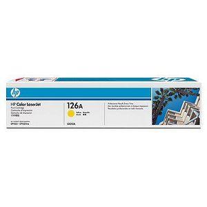HP toner CE312A
