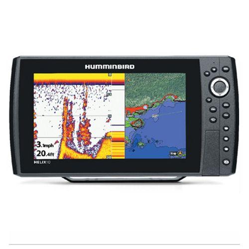 Humminbird Helix 10x Sonar GPS