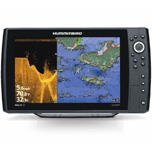 Humminbird Helix 12 Chirp SI GPS