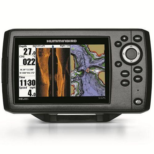 Humminbird Helix 5 CHIRP SI GPS G2 PROMOCIJA