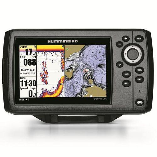 Humminbird Helix 5 CHIRP GPS G2 PROMOCIJA