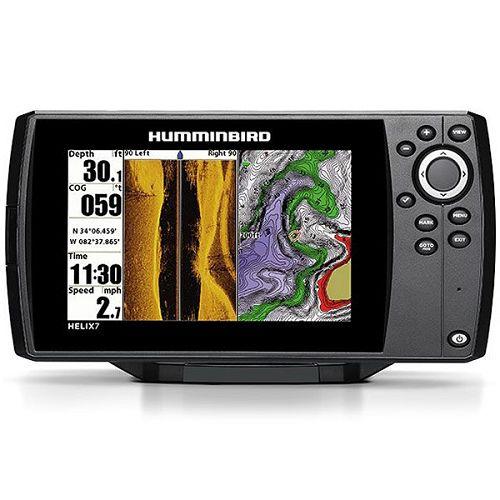 Humminbird Helix 7x CHIRP  MSI GPS G3 PROMOCIJA