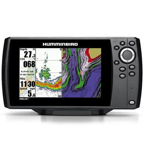 Humminbird Helix 7 CHIRP GPS G2 - AKCIJA DO ISTEKA