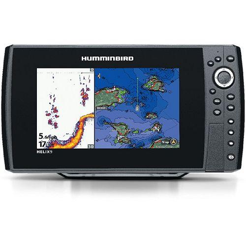 Humminbird Helix 9x Sonar GPS