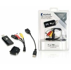 Nedis audio/video grabber USB2.0
