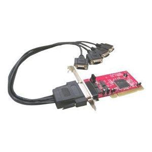 Kontroler Lycom PCI na 4 serijska (RS232) porta