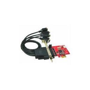 Kontroler Lycom PCIe x1 na 4 serijska (RS232) porta