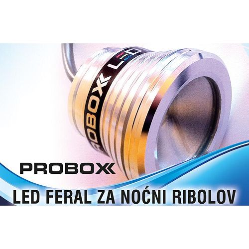 LED potopna lampa FERAL1 REG NEW 10W