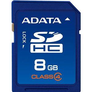 Memorijska kartica Adata SD 8GB HC Class4