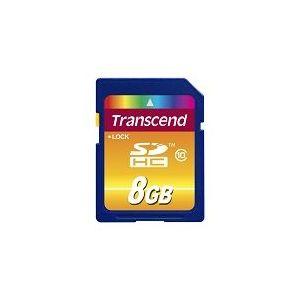 Memorijska kartica Transcend SD 8GB HC SPD Class 10