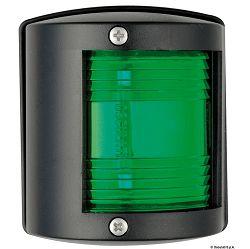 Navigacijsko svjetlo, desno-zeleno, crno kučište