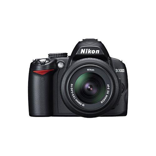 Nikon  D-SLR D3000 KIT sa AF18-55VR