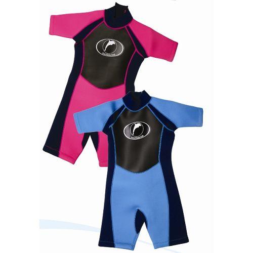 Odijela za plivanje Shortie Wetsuits