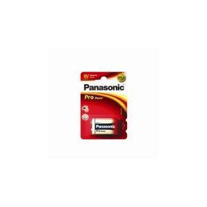 PANASONIC baterije 6LR61PPG/1BP Alkaline Pro Power