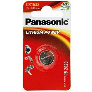 PANASONIC baterije CR-1632EL/1B Lithium Coin