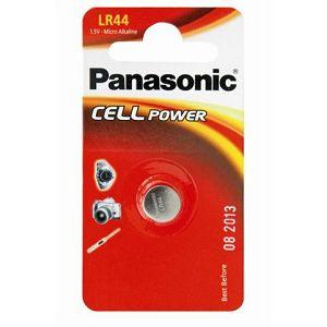 PANASONIC baterije LR-44EL/1B Micro Alkaline