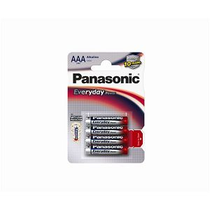 PANASONIC baterije LR03EPS/4BP Alkaline Everyday Power