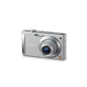 PANASONIC digitalni fotoaparat DMC-FS3E-S srebrni