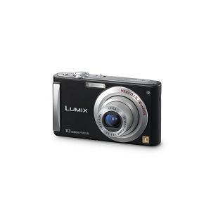 PANASONIC digitalni fotoaparat DMC-FS5E-K crni