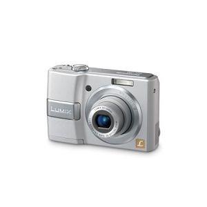 Panasonic digitalni fotoaparat DMC-LS80E-S + 2 GB kartica