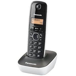 PANASONIC telefon bežični KX-TG1611FXW bijeli