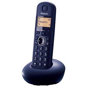 PANASONIC telefon bežični KX-TGB210FXB/PDB crni