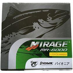 PIONEER Rola Mirage MR-6000, zelena/žuta