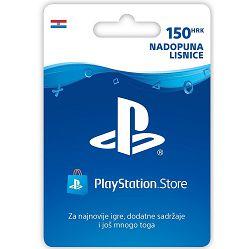 PlayStation Network (PSN) prepaid bon od 150kn