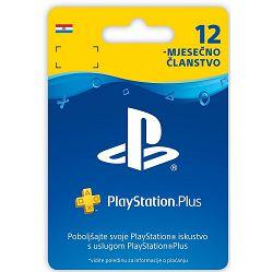 PlayStation Network (PSN) pretplata 365 dana