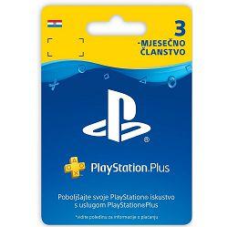 PlayStation Network (PSN) pretplata 90 dana