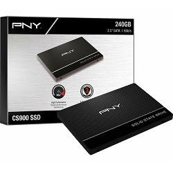 PNY SSD 240GB CS900 SATA3 2.5
