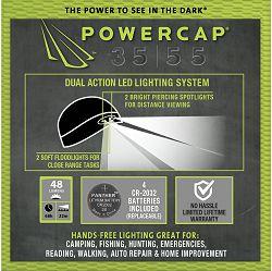 Powercap Winter Beanie 4Led