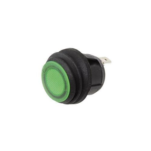Prekidač okrugli IP65 LED QG02203