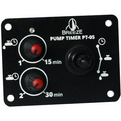 Pump timer PT-05 za bazene za živu ješku