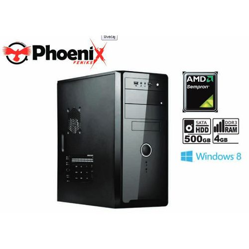 Računalo Phoenix 8 W 550 - Windows 8