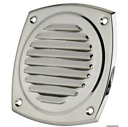 Rešetka za ventilaciju, od inoxa, Osculati 5330201