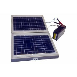 Solarni kufer 20W DUO