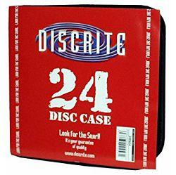Spremnik za CD/DVD/Blu-ray medije, 24 pretinaca