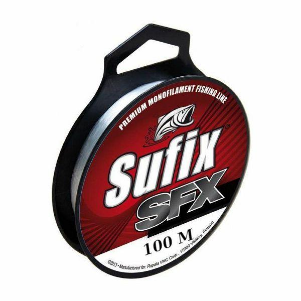 SUFIX Najlon SFX CLEAR 0.25 150m