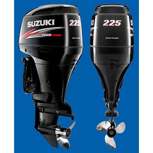 SUZUKI DF 225ZX 225Ks