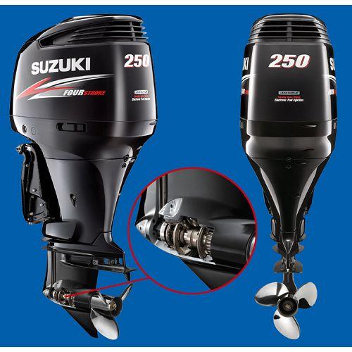 SUZUKI DF 250APX 250Ks